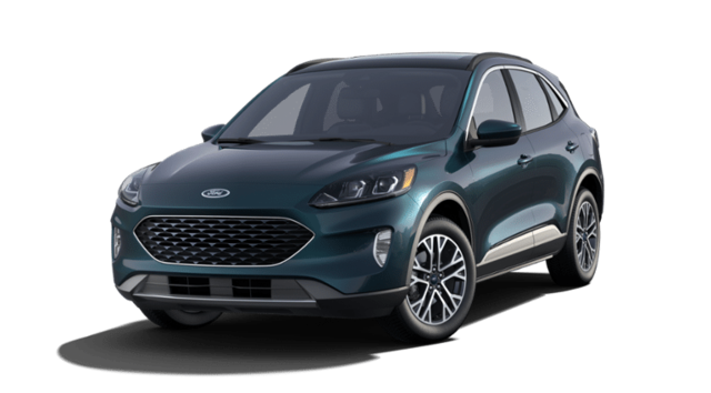 2020 Ford Escape SEL SUV near Charleston, SC